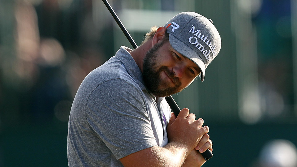 """Nowhere. I just don't play golf when I'm not golfing. Golf is work. I practice. I have no desire to live on a golf course, because that's all I do, ever."" —Ryan Moore"