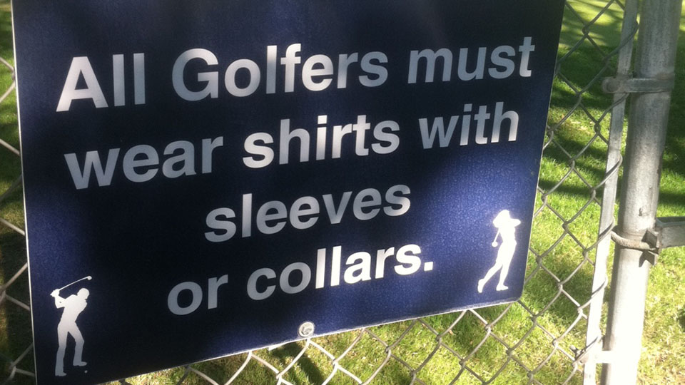So, which is it -- sleeves or collars?