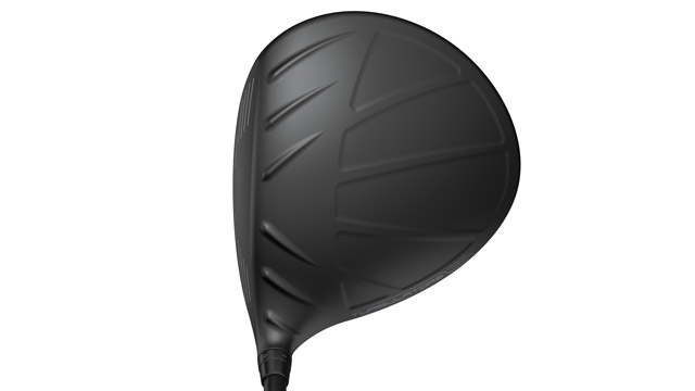 Ping G Series Driver at address.