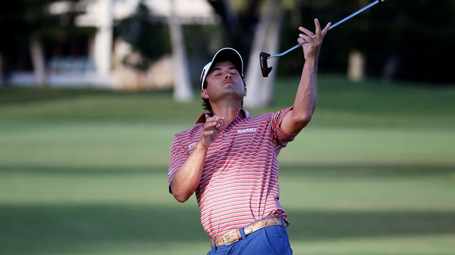 Kevin Kisner during the Sony Open.