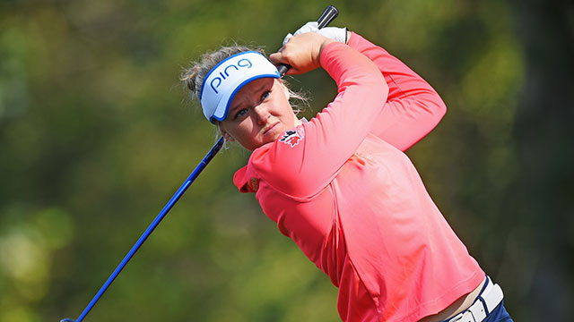 Canada's Brooke Henderson grew up in a house where the Olympics were the Super Bowl. She'll take that passion to Rio later this year.