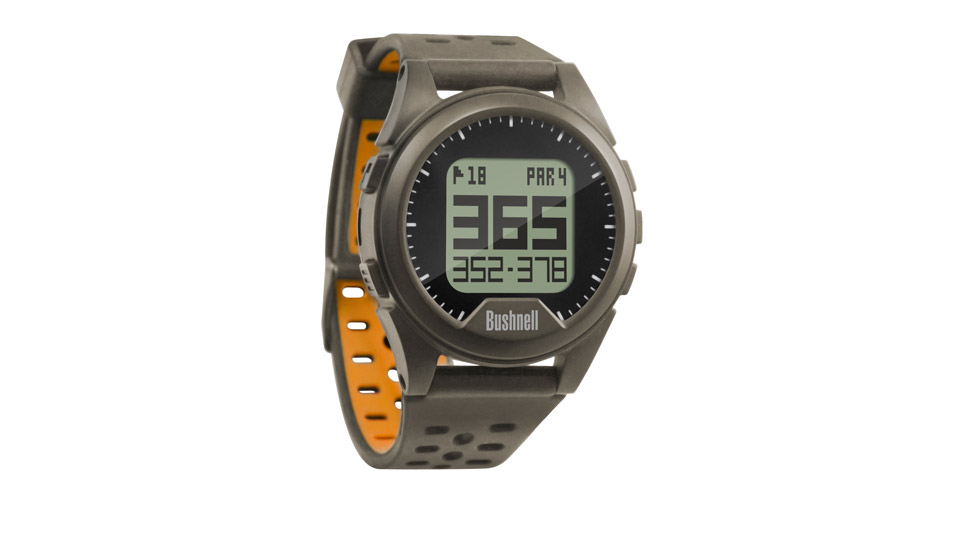 Bushnell's new  neo iON GPS watch.