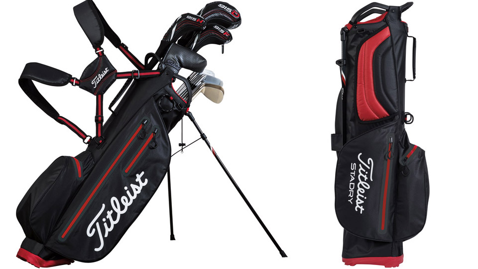Titleist 4UP StaDry Stand Golf Bag