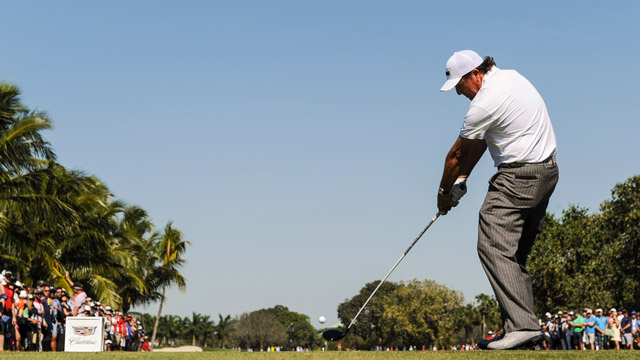 No. 17: Phil Mickelson
