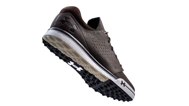 Under Armour Tempo Hybrid golf shoe.