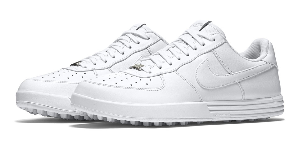 The Nike Lunar Force 1 G shoes will go up for sale on April 1.