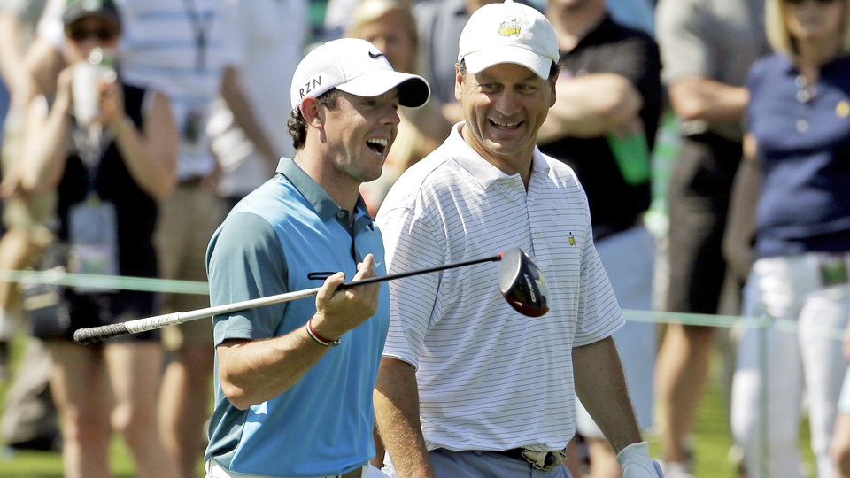 Rory McIlroy lost by one to Jeff Knox at the 2014 Masters. McIlroy then sent him a note and asked for a practice round in 2015.