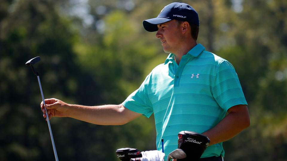 Jordan Spieth will begin his defense of his 2015 Masters title on Thursday.