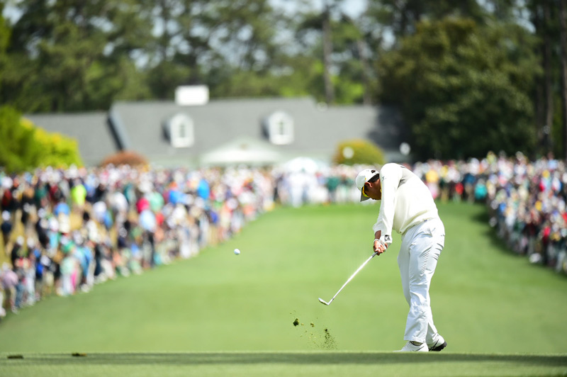 Hideki Matsuyama had another strong Masters performance.