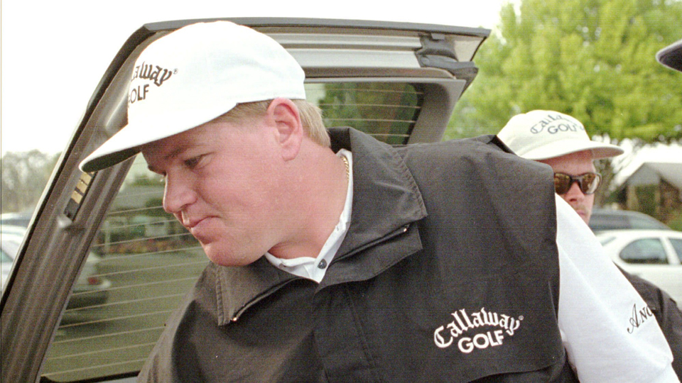 Daly walked straight to the parking lot after the final round of the 1998 Bay Hill Invitational, in which he carded an 18 on the 6th hole.