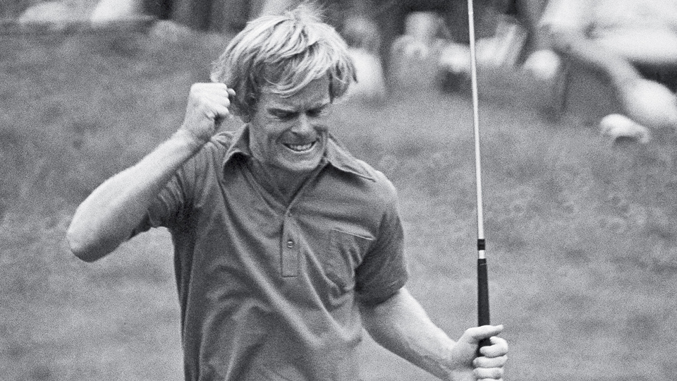 Johnny Miller's 63 at Oakmont is still the standard.