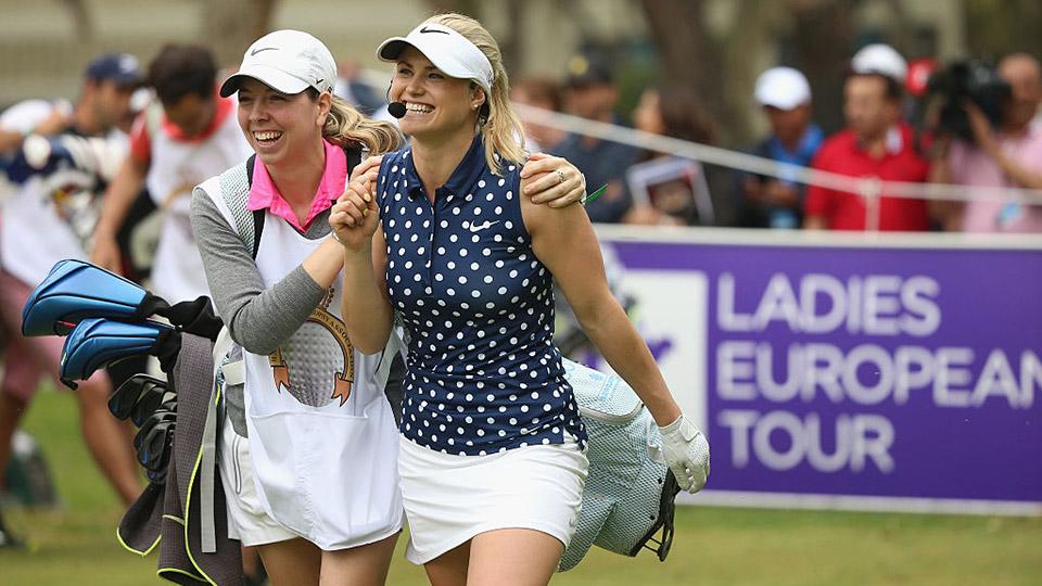 Ladies european tour leaderboard