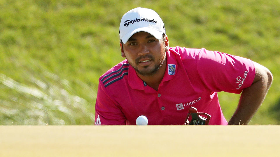 Jason Day didn't have his best stuff on the front nine on Sunday, but he did enough to earn yet another win.