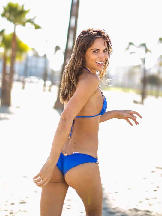 Brittany Ward :: Courtesy of Next Models LA