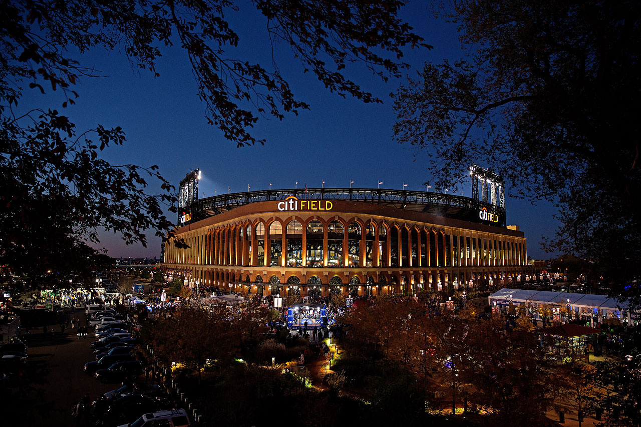 A view of Citi Field.