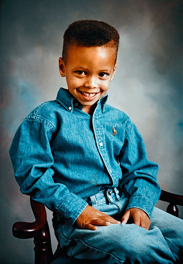 Stephen Curry Kid Stephen Curry Classic ...