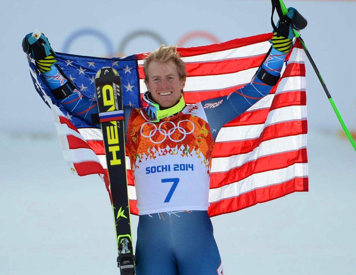 Gold: Men's Giant Slalom