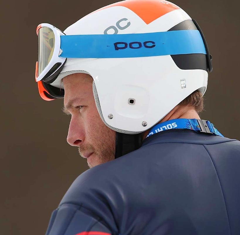 Bode Miller: The Great Faces Of The Olympic Games