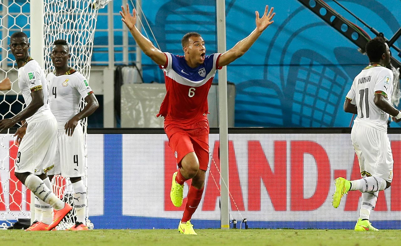 Brooks, who scored the game winner in the United States' 2014 World Cup opener against Ghana, grew up in Berlin, Germany.  Although he has never lived in the United States, Brooks made the decision as a youth international to use his dual citizenship to join the USMNT.