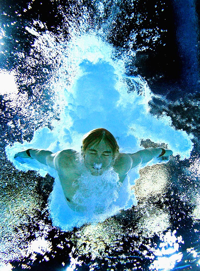 Matthew Mitcham of Australia competes in the Men's 10m Platform Final at Royal Commonwealth Pool during day ten of the Glasgow 2014 Commonwealth Games on August 2, 2014 in Edinburgh, United Kingdo.
