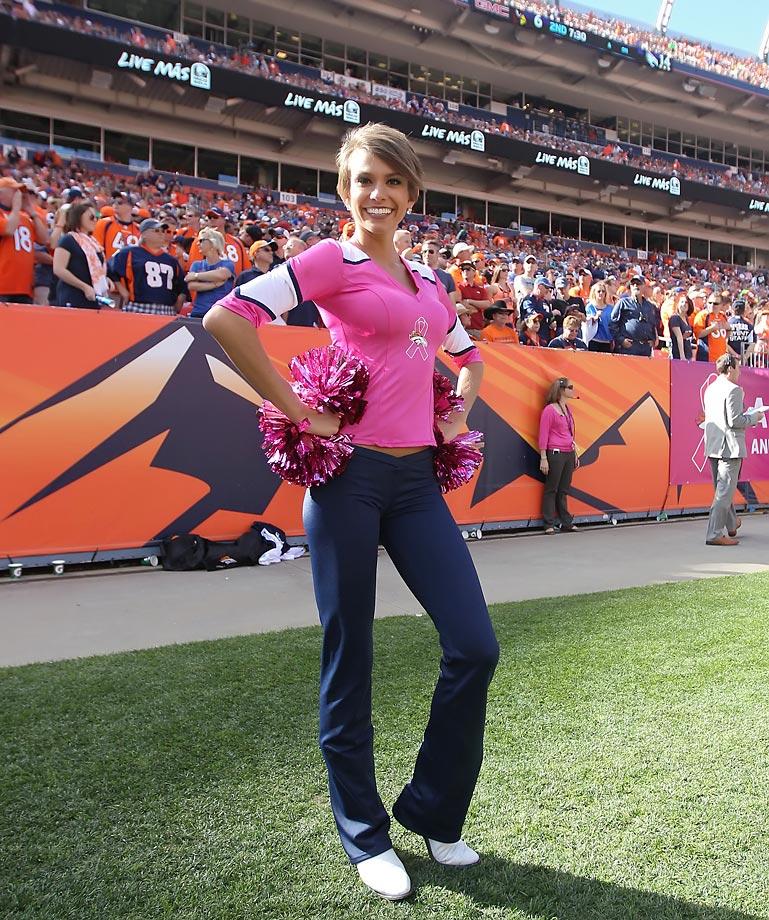 Sam Boik On Twitter: Cheerleader Of The Week: Sam