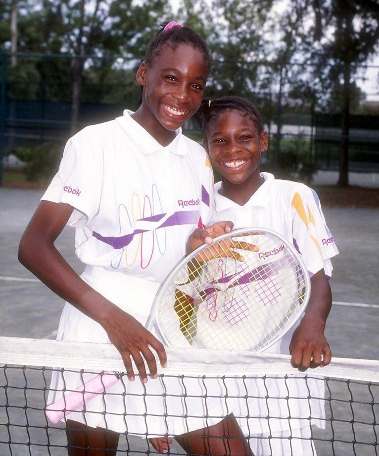 In 1992, Serena, then 10, and Venus, then 12, stunned the tennis world when they each won their single divisions in the Southern California Junior Sectional Championships.