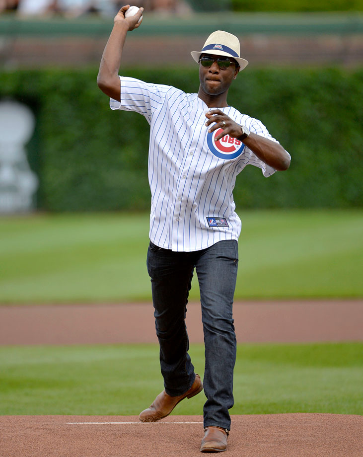 June 20 at Wrigley Field in Chicago