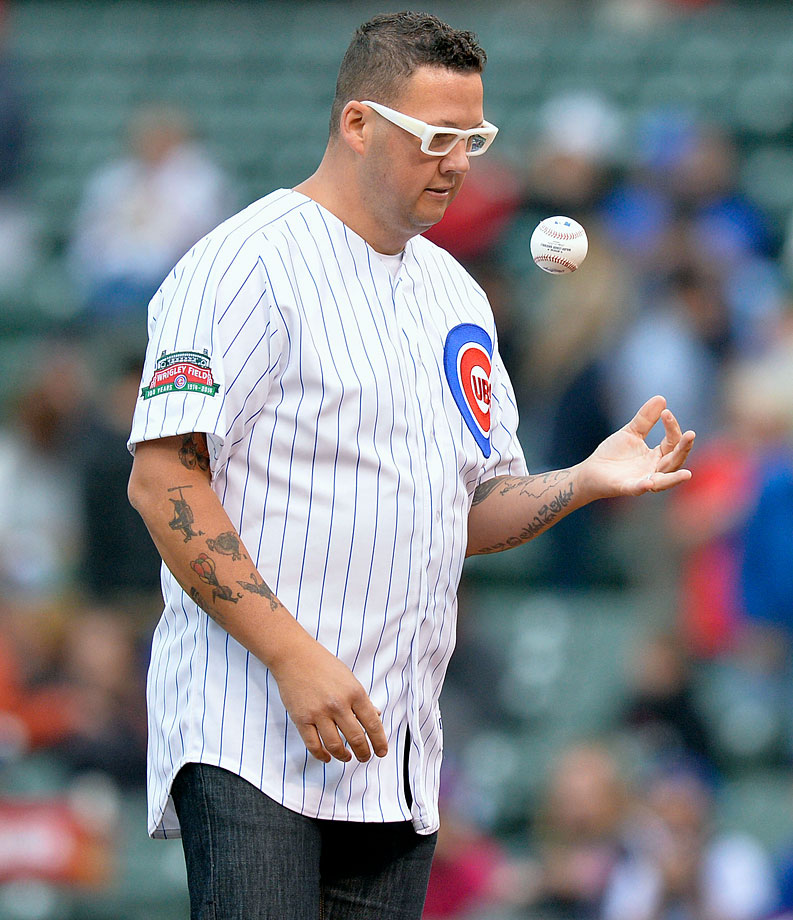 June 25 at Wrigley Field in Chicago