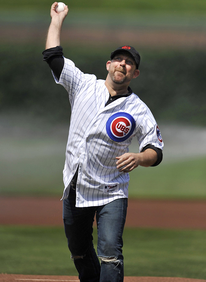 June 27 at Wrigley Field in Chicago