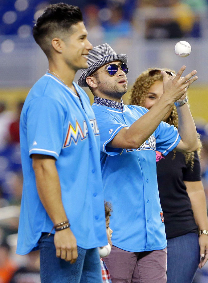 June 28 at Marlins Park in Miami