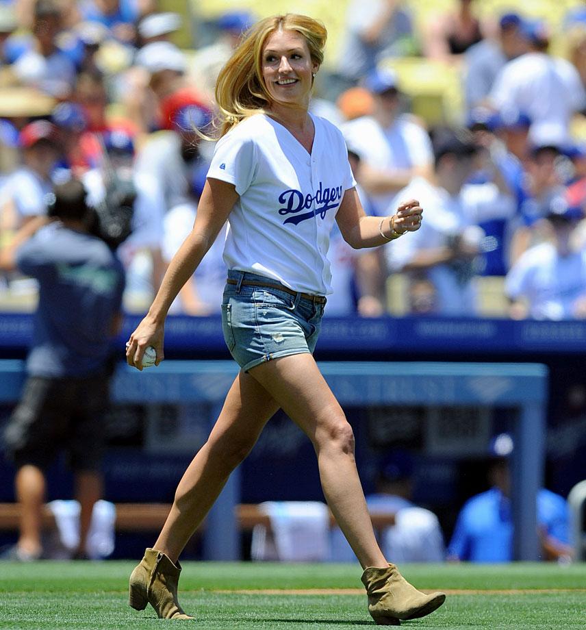 June 29 at Dodger Stadium in Los Angeles