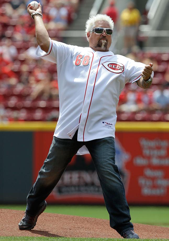 July 10 at Great American Ballpark in Cincinnati