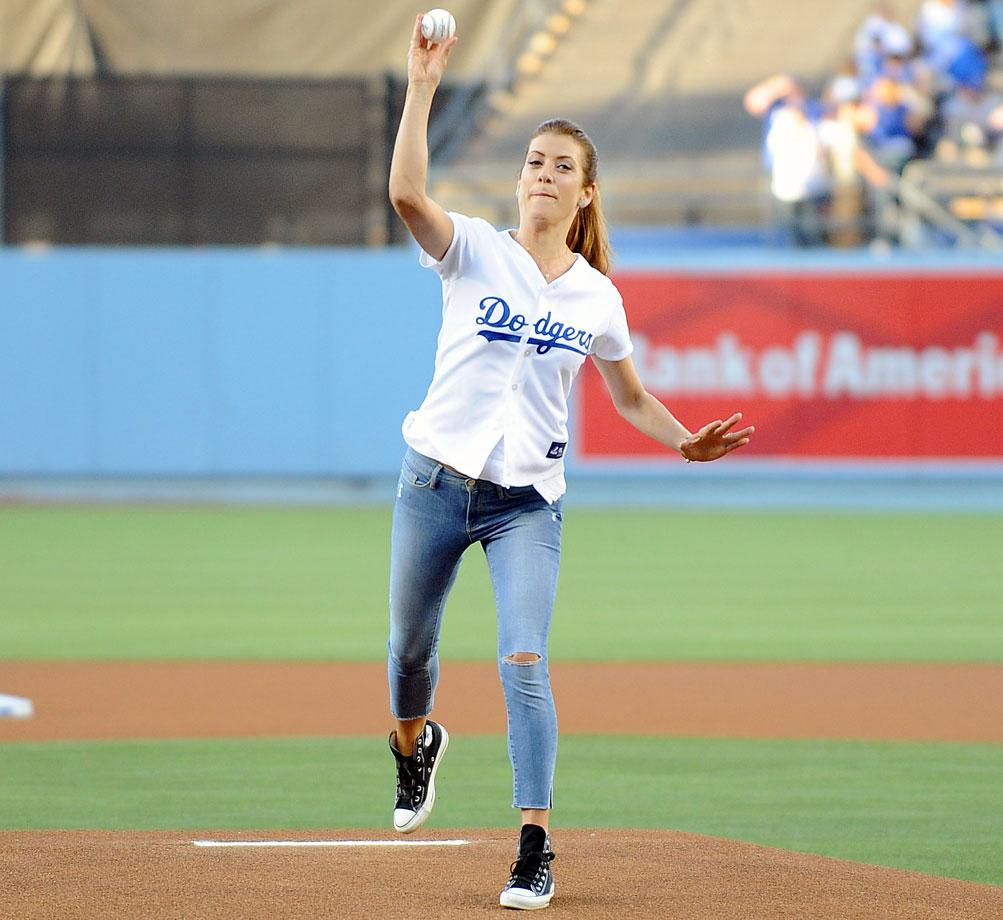 July 10 at Dodger Stadium in Los Angeles