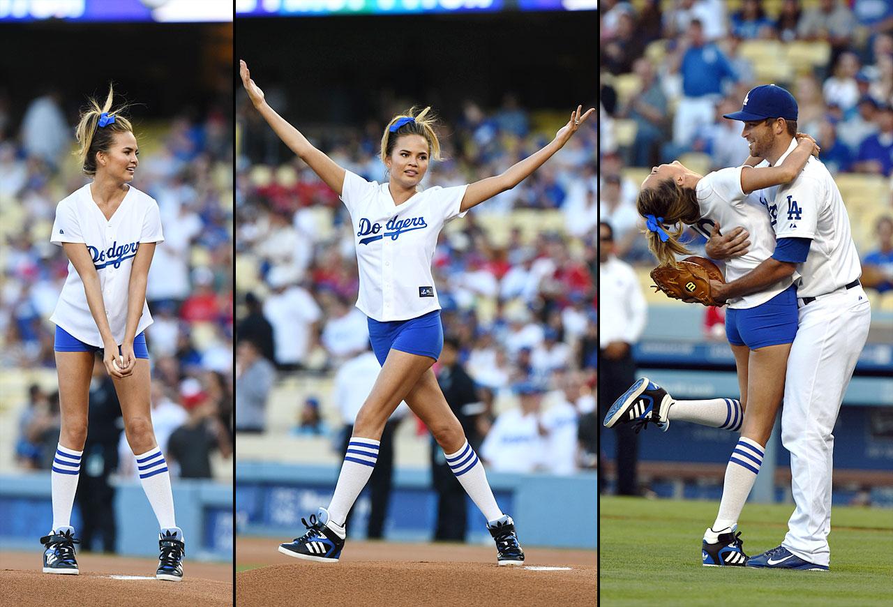 Aug. 5 at Dodger Stadium in Los Angeles
