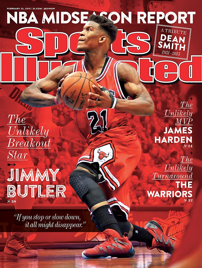 February 23, 2015 | Jimmy Butler