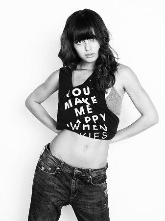 Rayana Ragan :: Courtesy of Wilhelmina