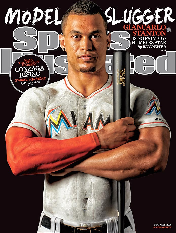 March 2, 2015 | With a record $325 million contract, Marlins slugger Giancarlo Stanton is out to prove that Miami can be a contender in the loaded National League.