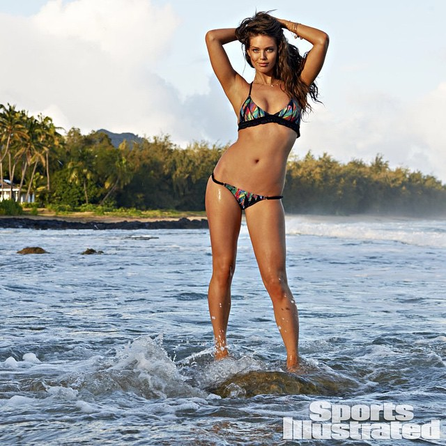 #YuTsaiPhoto Happy Birthday to the one and only @emilydidonato1, Thank you for being beautiful, generous, and special. @si_swimsuit @mj_day
