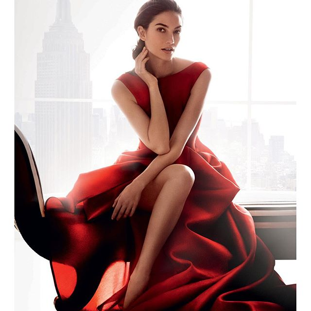 Carolina Herrera by Mario Testino @MarioTestino @artofseduction #Fragrance @houseofherrera #MarioTestino