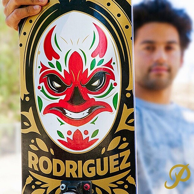 Paul Rodriguez has won four X Games gold medals, was named one of the 30 most influential skaters of all time by Transworld Skateboarding, and has earned a signature shoe line from Nike, two skateparks named in his honor and his own skating brand, Primitive Skateboarding. He's living it up. Follow Rodriguez on Instagram @PRod84 to keep up with the pro skater's life.