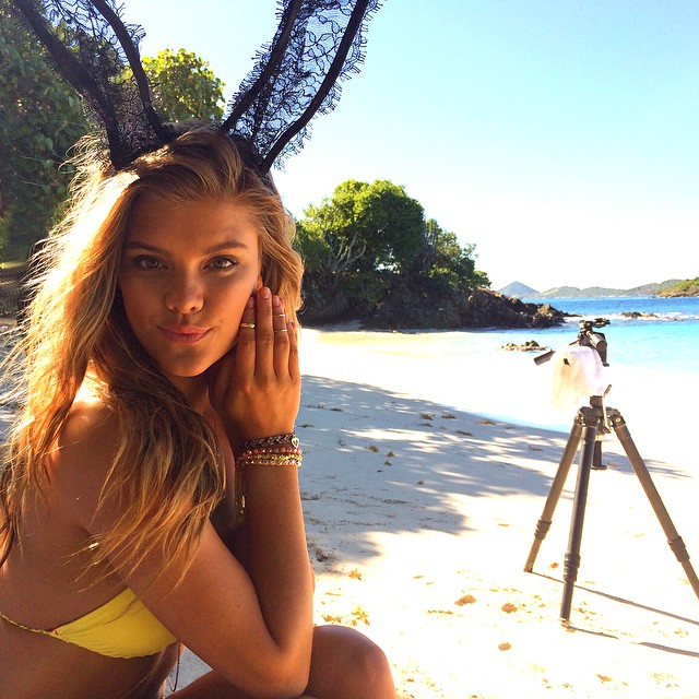 Wishing the happiest of birthdays to one of our favorite Beach Bunny Babes @ninaagdal | We love you to pieces Much love from your #BeachBunny Family