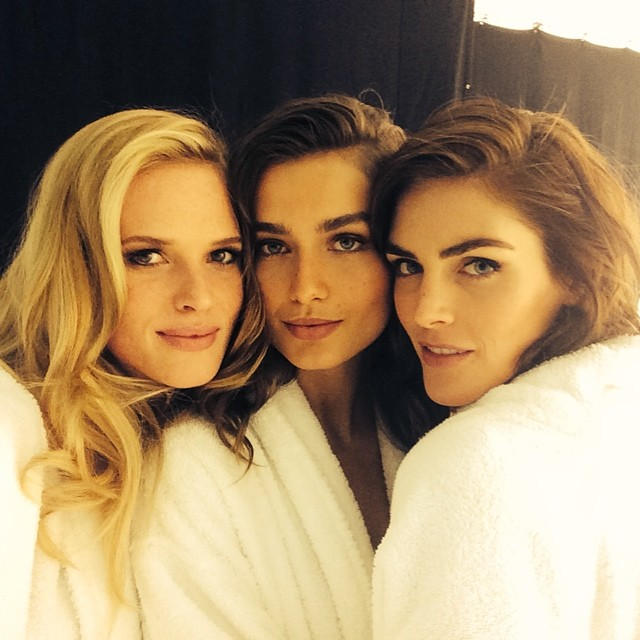 Look at these beauties I get to work today with @hilaryhrhoda @andreeadiddy