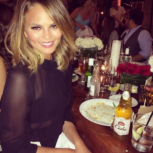 Beer pairings!?! Had such a wonderful night with @stellaartois celebrating #athingofbeauty!