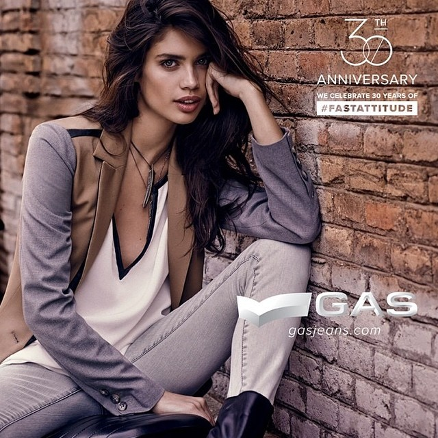 New @gasjeans campaign