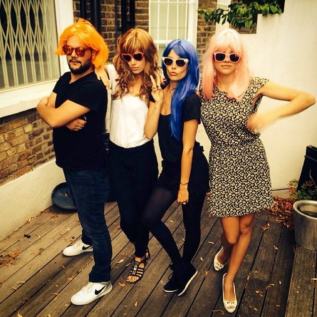 Wig bbq party with the dutchies! #dutchies #wig #ominlauw #london