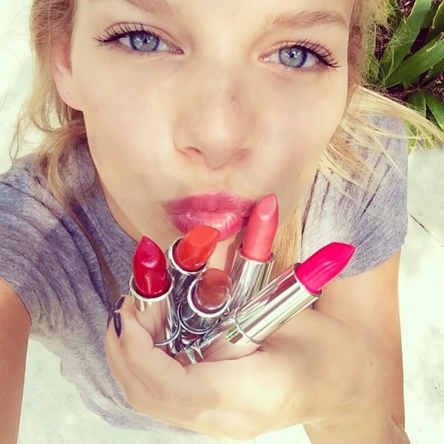 Happy #NationalLipstickDay @maybelline #maybelline #lipstick