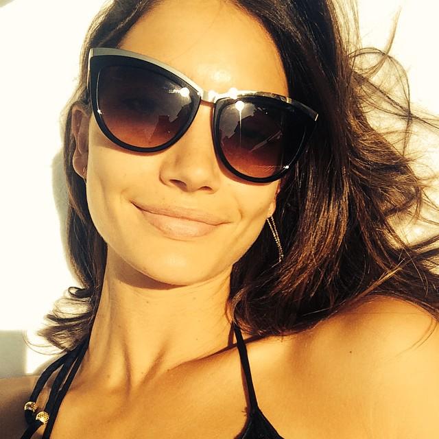Enjoying some LA Sunshine