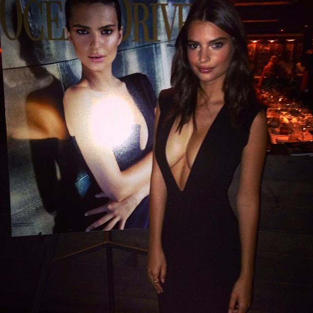 Thank you @oceandrivemag for a wonderful evening celebrating my cover!