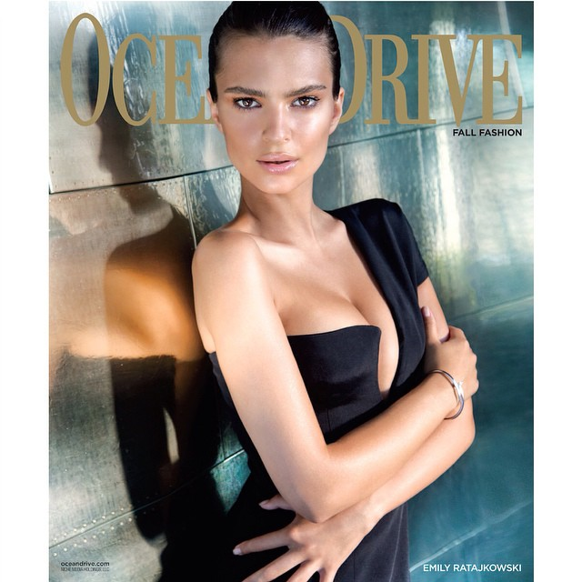 #FordImage's @EmRata discusses life after Blurred Lines and landing the role of a lifetime in David Finchers #GoneGirl with @OceanDriveMag. Read more on fordmodelsblog.com #fordmodels