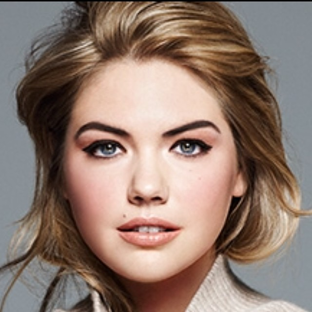 Get the look. Pretty and Polished @bobbibrown @kateupton #stunning